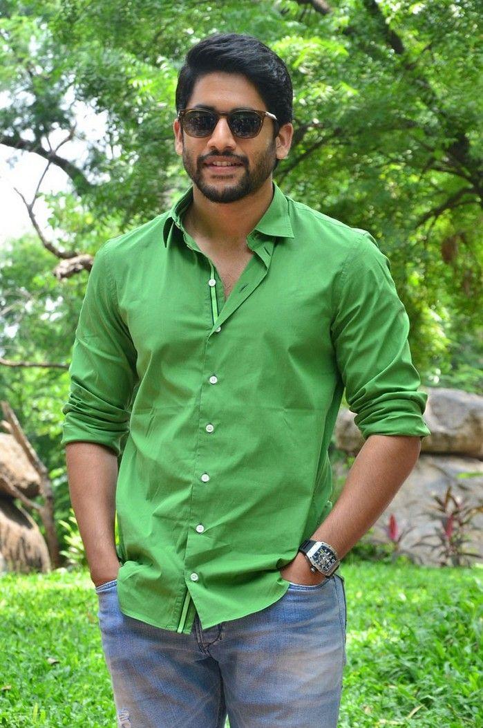 Actor Naga Chaitanya Latest 2017 Stills