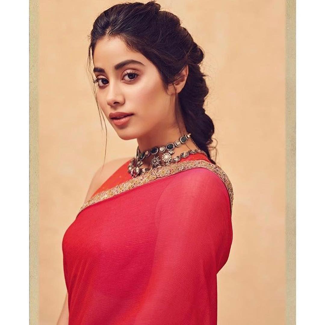 Jahnavi Kapoor latest images